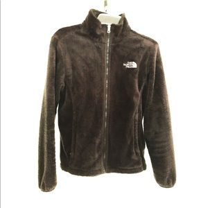 Womens North Face Osito zip-up